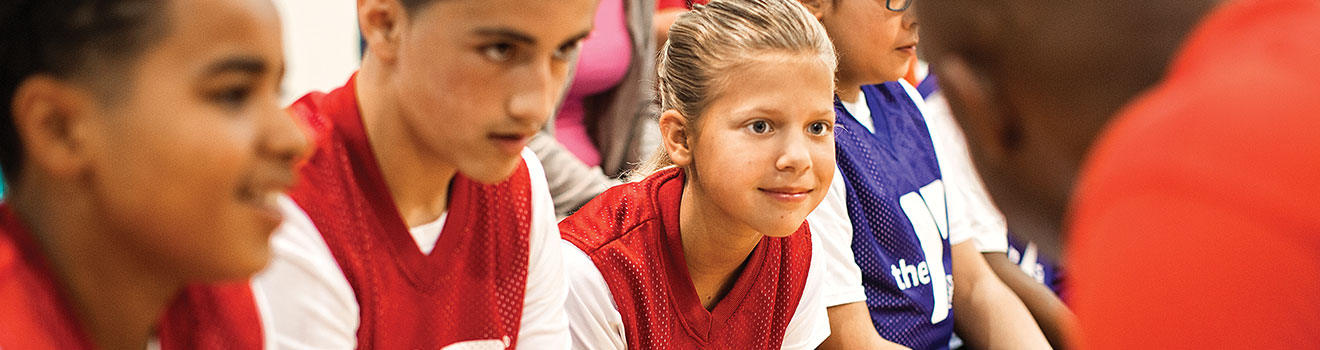Youth Basketball - YMCA of Riverside County